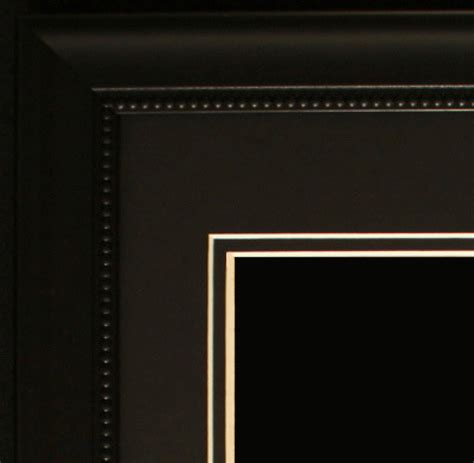 10 x 13 matting pristine auction