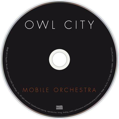 Cd Owl City Mobile Orchestra owl city fanart fanart tv