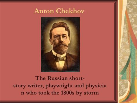 A Marriage Proposal By Anton Chekhov Quotes