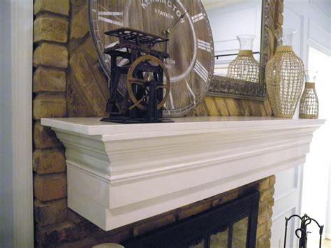 Make Your Own Mantel Shelf by Diy Fireplace Mantel Shelf Fireplace Designs