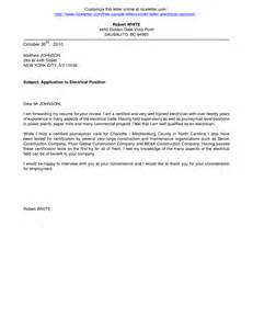 Controls Electrician Cover Letter by Entry Level Apprentice Resume Sales Apprentice Lewesmr