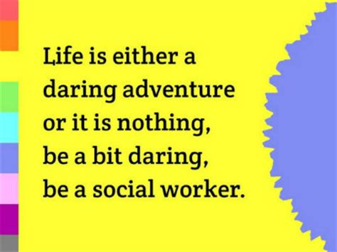 job social work quotes inspirational. quotesgram