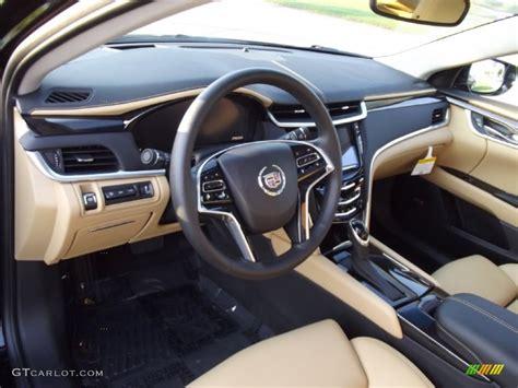 2013 Cadillac Xts Interior by Caramel Jet Black Interior 2013 Cadillac Xts Premium Fwd