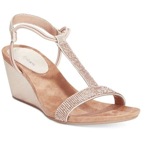 Sandal Platform Wedges Slop Gold style co mulan2 embellished evening wedge sandals and other apparel accessories and trends