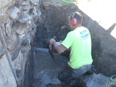 concrete basement wall repair kenosha basement