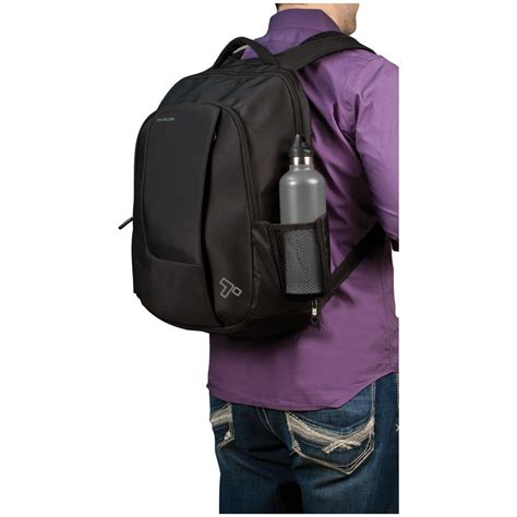 Anti Thief Backpack travelon anti theft backpack black 229585