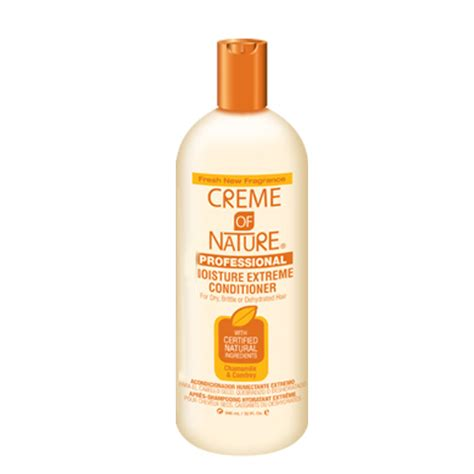 hair extension shoo and conditioner creme of nature professional moisture conditioner