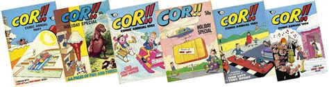 cor christmas kazoop cor annuals and specials after the weekly