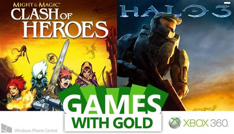 Might And Magic And Halo 3 Are The Xbox 360 With