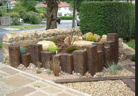 Sleeper Garden Edge by 27 Best Images About Gardens With Railway Sleepers On