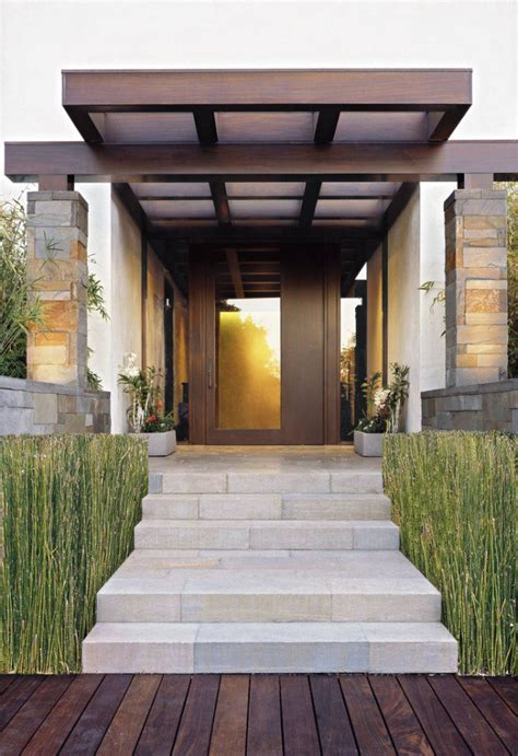 20 welcoming contemporary porch designs to liven up your home - Modern Porch