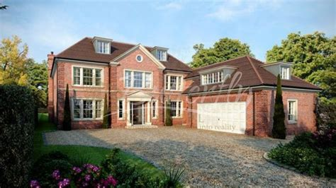 5 bedroom mansion new build uk wentworth woodberry house 163 3 950 000 a south facing new 5 bedroom