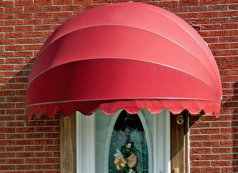 dome awning seville dome shaped awning