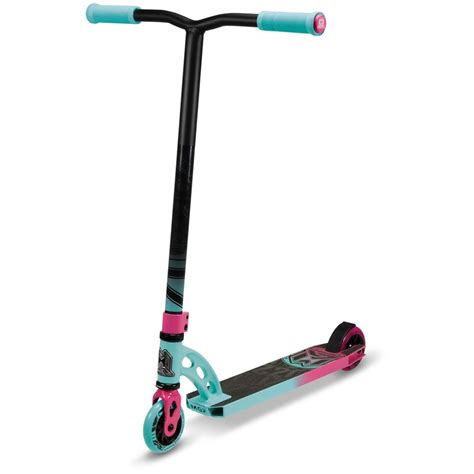 mad scooter madd gear mgp vx6 pro scooter teal purple vx6 pro scooters slick willies