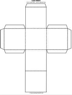 rectangular prism template rectangular prism cut out discover more ideas about