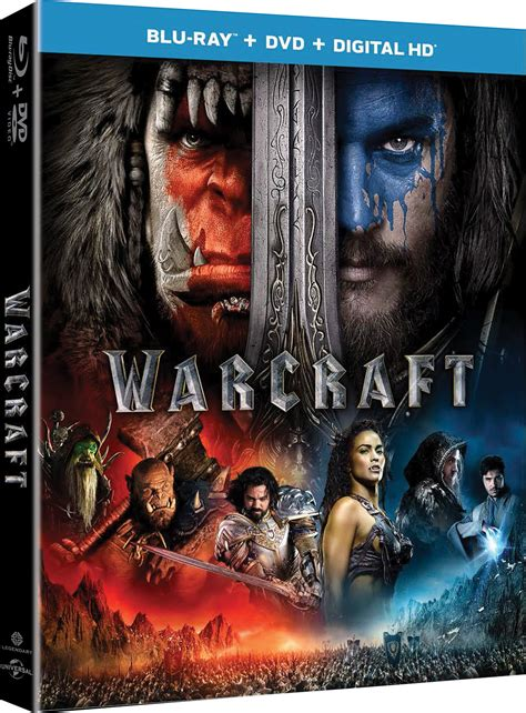 Room Dvd Uk Release Date Warcraft 4k Uhd 3d Dvd And Digital Release Date