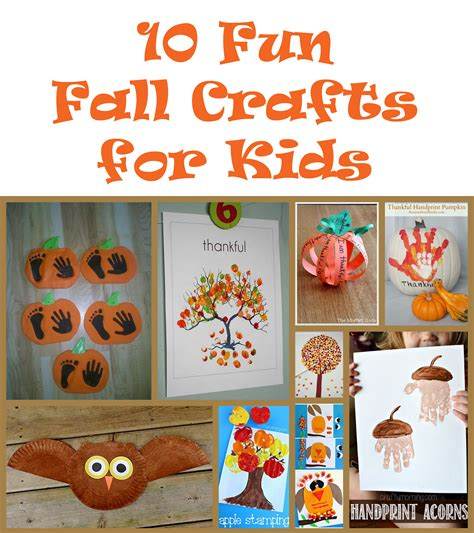 cool fall crafts for 10 fall crafts for our