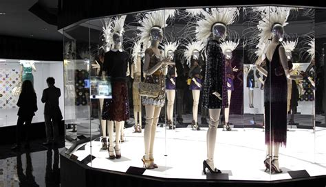 Of Fashion Exhibition by Louis Vuitton Marc Exhibition Analyses Fashion Photos