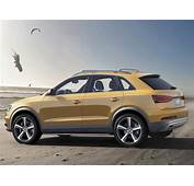2018 Audi Q3 Will Have RS TDI Version 3 Cylinder Engines