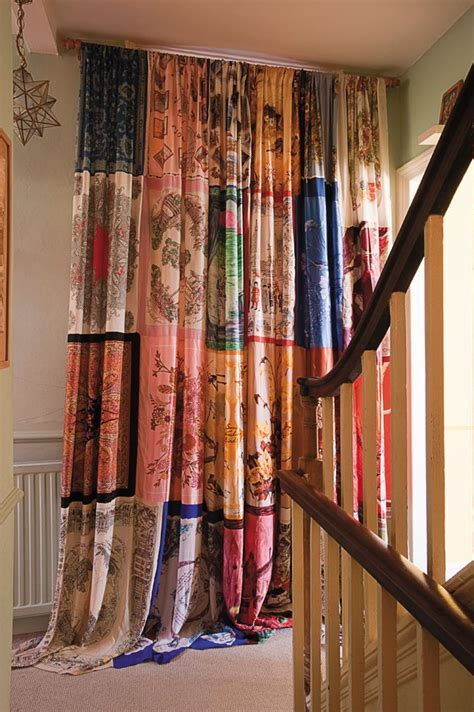 how to make a scarf curtain best 20 scarf curtains ideas on pinterest