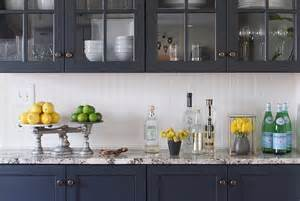 navy blue kitchen cabinets navy kitchen cabinets design ideas