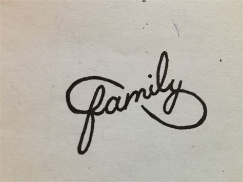 family infinity tattoo cool idea for a family intwined in an infinity