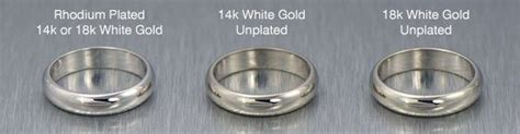 it s white and gold no it s blue and black thoughts from what s the best engagement ring metal in comparison