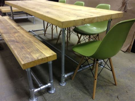 wings furniture and interiors scaffold board table and bench