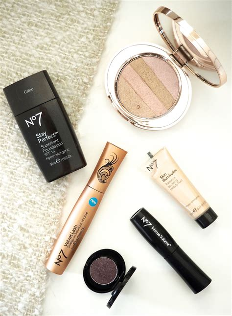 no7 makeup and the chic