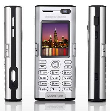 sony ericsson k600 price in pakistan full specifications