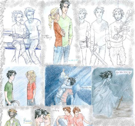 percy jackson fan art percy jackson the olympians books images fanpics hd