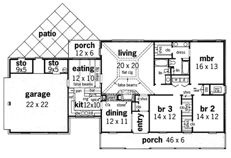 grove place rustic home plan 020d 0268 house plans and more