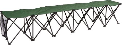 portable sports bench portable sports bench sits 6 people by trademark