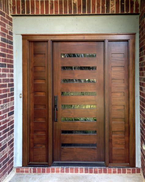 Modern Wood Door Gallery The Front Door Company The Front Door Company