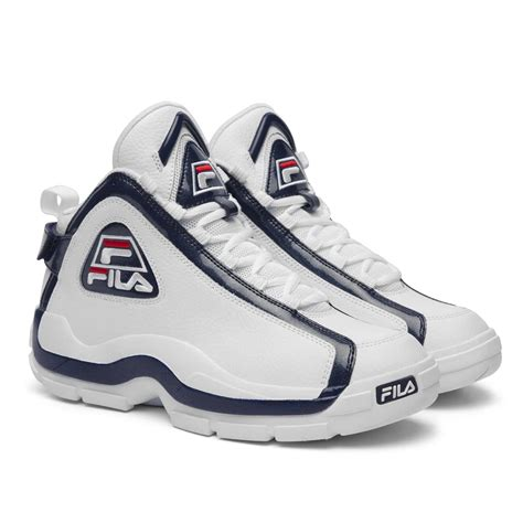 walters fila og  white navy blue red walters