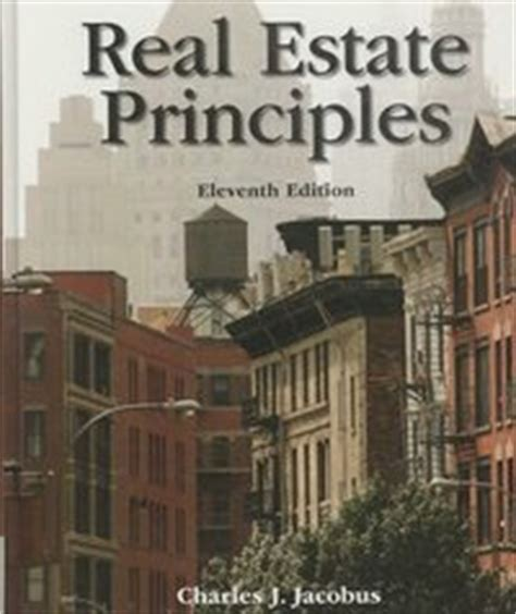 real estate principles 11th edition rent 9780324787498