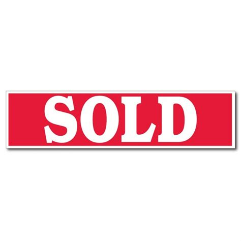 sold one womans true image gallery sold sign