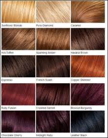 loreal color chart mahogany plum hair color brown hairs
