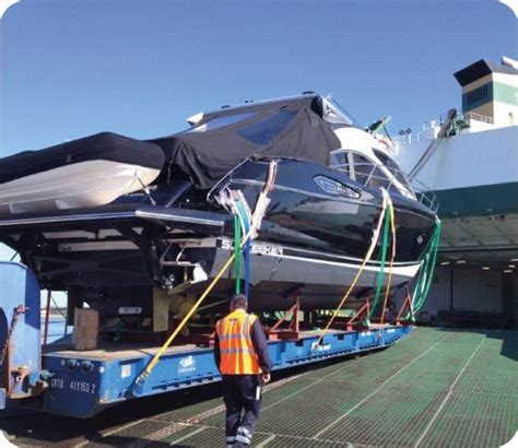 shipping boat on trailer 7 mejores im 225 genes sobre different types of freight and