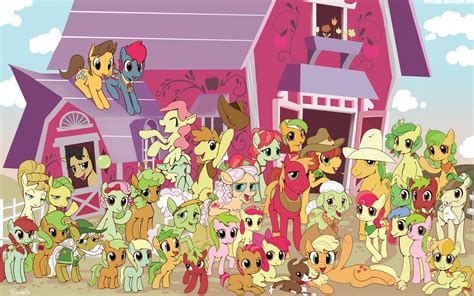 apple family apple family my little pony friendship is magic know