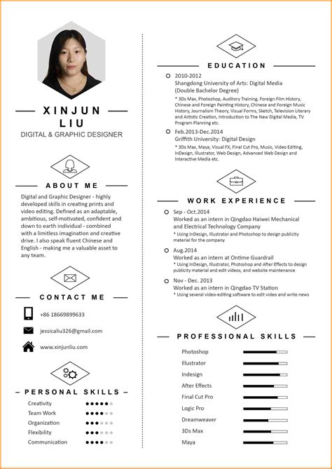 resume about me exles about me in resume sle resume template cover letter