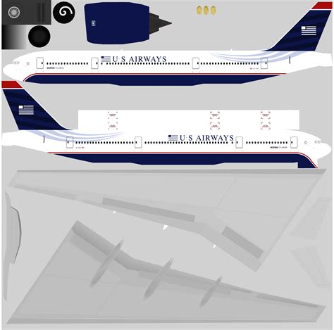 Us Air Search Us Airways Livery