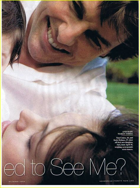 Vanity Fair Tom Cruise by Suri Cruise Vanity Fair Pictures Photo 309771