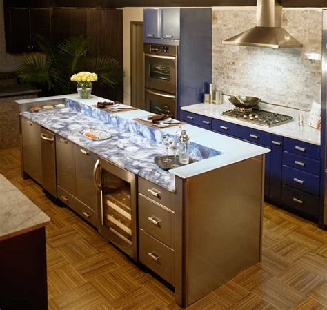 gallery traditional transitional kitchen