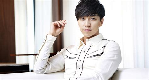 lee seung gi surgery lee seung gi s casual comment on plastic surgery