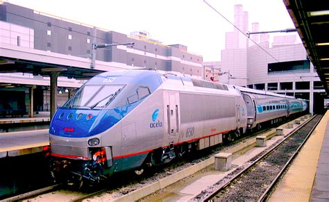 amtrak expands fast east coast acela fleet cleantechnica
