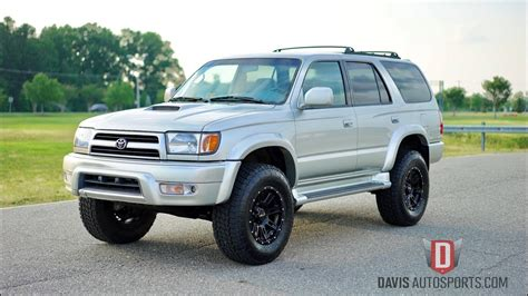 toyota 4runner lifted for sale davis autosports toyota 4runner sport all new parts
