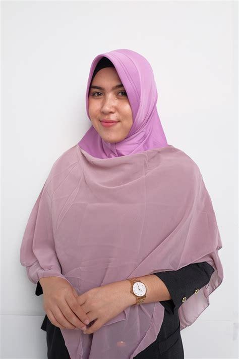 Model Kerudung Khimar Model Jilbab Khimar Syar I Sifon Cerruti Terbaru Lebaran