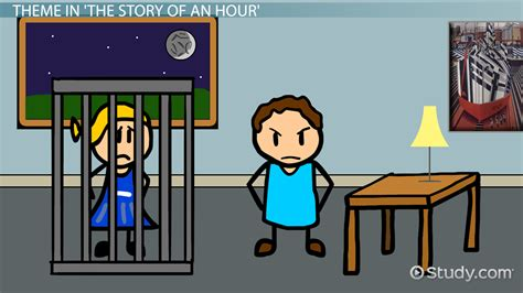 themes of a story of an hour by kate chopin the story of an hour theme symbolism video lesson