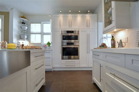 Ikea Shaker Cabinets by Custom Ikea Doors For Retrofit Or Replacement On Sektion